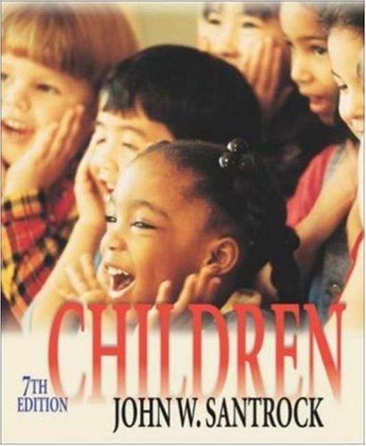 Children W/ Student CD-ROM 9780072557633