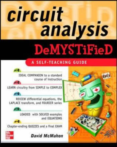Circuit Analysis Demystified 9780071488983