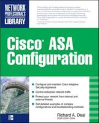 Cisco ASA Configuration 9780071622691