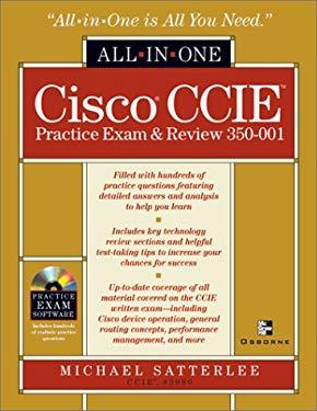 Cisco CCIE Practice Exam & Review [With CDROM] 9780072192681