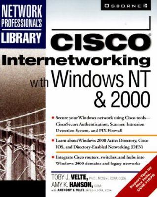 Cisco Internetworking with Windows NT and 2000 9780072120837