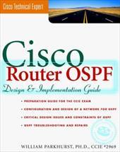 Cisco Router Ospf Design & Implementation Guide