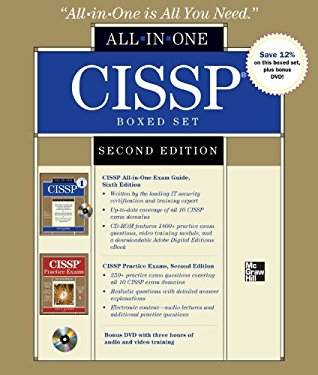 Cissp Boxed Set, Second Edition 9780071793087
