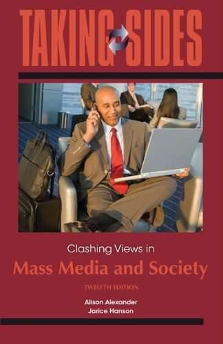 Clashing Views in Mass Media and Society 9780078050411