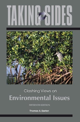 Clashing Views on Environmental Issues 9780073514512