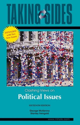 Clashing Views on Political Issues 9780078127526