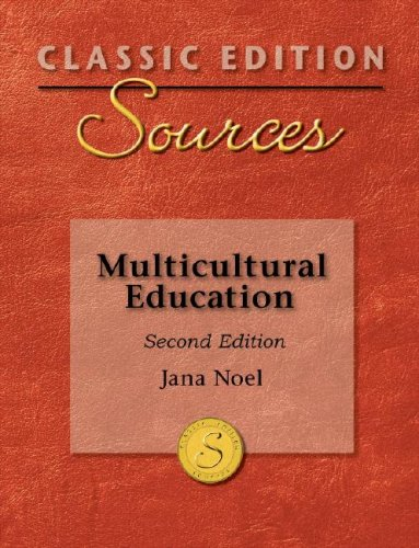 Classic Edition Sources: Multicultural Education 9780073379739