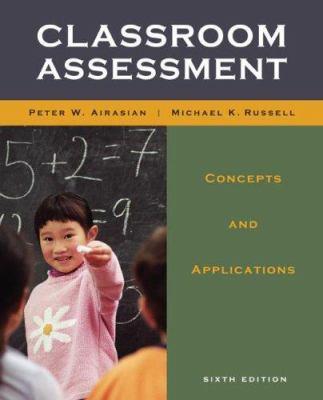 Classroom Assessment 9780073403762