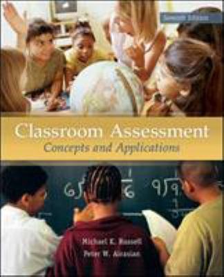 Classroom Assessment 9780078110214