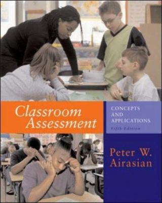 Classroom Assessment with Powerweb Bind-In Card 9780072997651