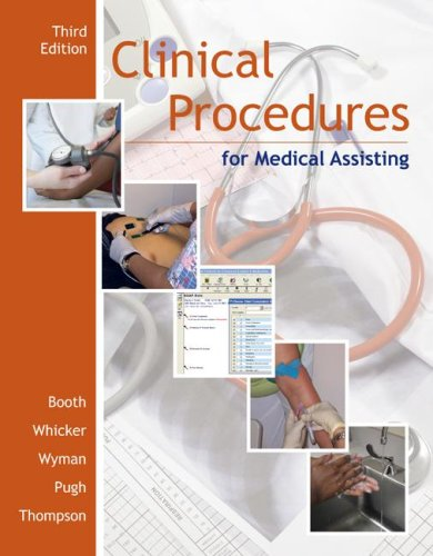 Clinical Procedures for Medical Assisting [With CDROM] 9780073259871