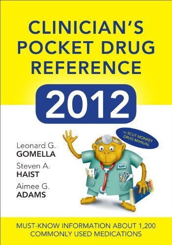 Clinician's Pocket Drug Reference