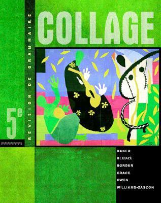 Collage: Revision de Grammaire 9780072343984