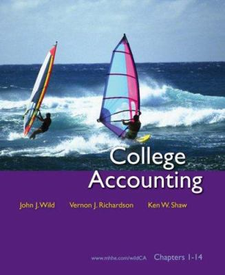 College Accounting: Chapters 1-14 [With Circuit City Stores, Inc. Annual Report 2006] 9780073346892