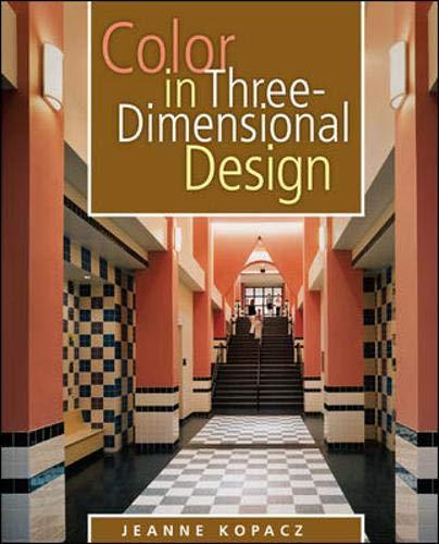Color in Three-Dimensional Design 9780071411707