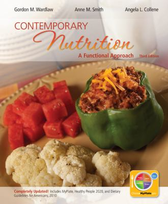 Combo: Loose Leaf Version of Contemporary Nutrition: A Functional Approach with Connect Plus 1 Semester Access Card 9780077919757