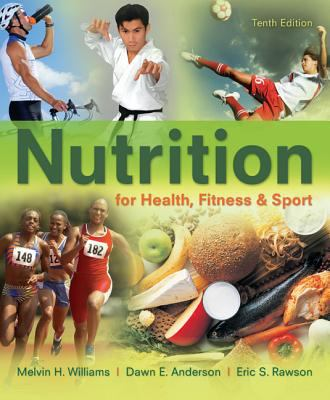 Combo: Nutrition for Health, Fitness & Sport with NCP Online Access 9780077928780