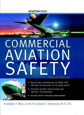 Commercial Aviation Safety - 4th Edition