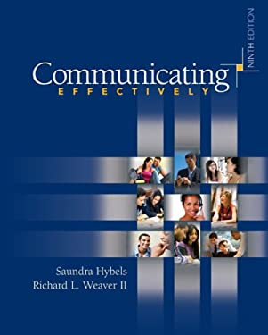 Communicating Effectively 9780073385099