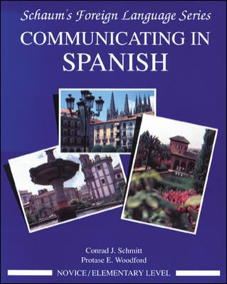 Communicating in Spanish (Novice Level) 9780070566422