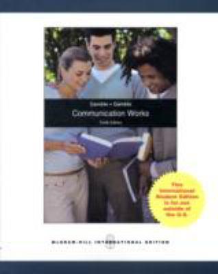 Communication Works 9780071114837