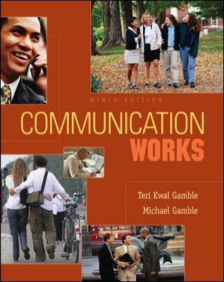 Communication Works 9780073534220