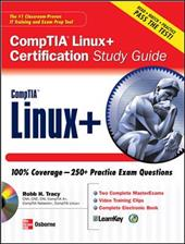 CompTIA Linux+ Certification Study Guide [With CDROM]