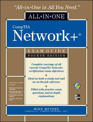 CompTIA Network+ All-In-One Exam Guide [With CDROM] 9780071614870