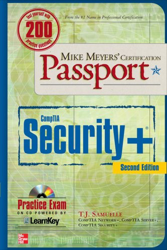 CompTIA Security+ [With CDROM] 9780071601238