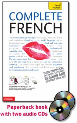 Teach Yourself Complete French [With Book(s)] 9780071663779