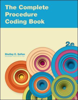 Complete Procedure Coding Book 9780073374505