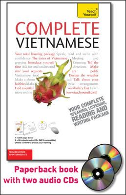 Complete Vietnamese [With Paperback Book] 9780071737326