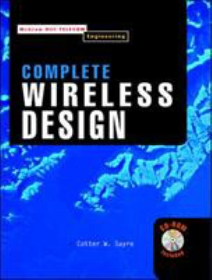 Complete Wireless Design [With Accompanying] 9780071370165