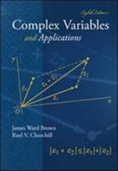 Complex Variables and Applications - Brown, James Ward / Churchill, Ruel V.