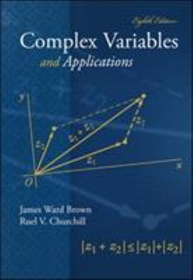 Complex Variables and Applications 9780073051949