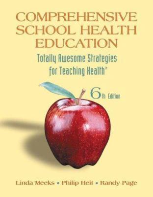 Comprehensive Schl Health Ed