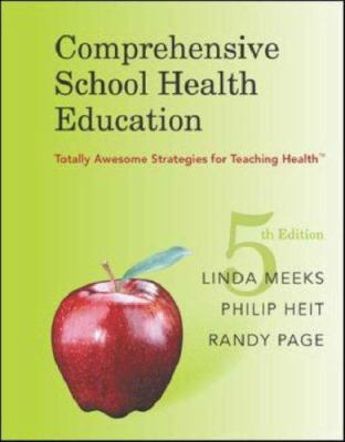 Comprehensive School Health Education 9780073029931