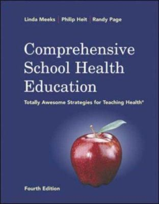 Comprehensive School Health Education with Powerweb/Olc Bind-In Card 9780072985900