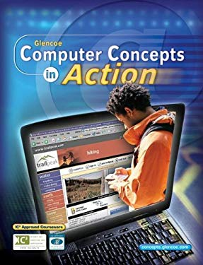 Computer Concepts in Action 9780078612350