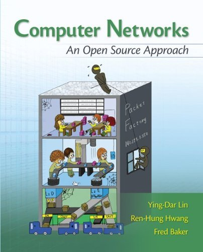 Computer Networks: An Open Source Approach 9780073376240