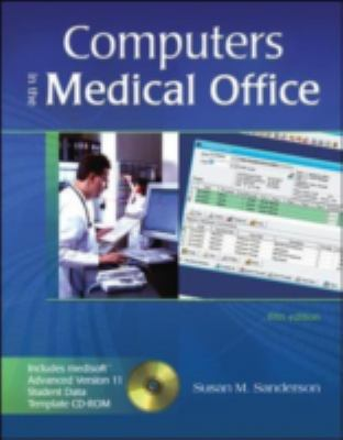 Computers in the Medical Office [With CDROM] 9780073112138