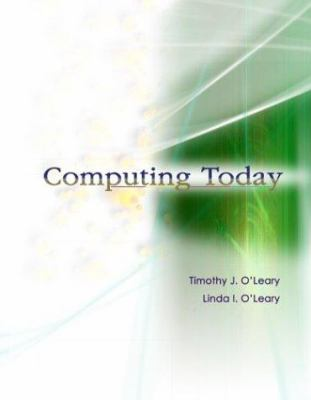 Computing Today 9780072565980