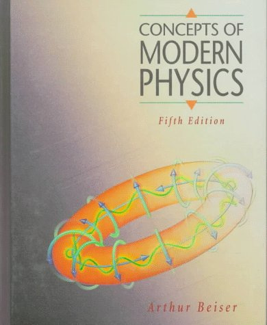 Concepts of Modern Physics 9780070048140