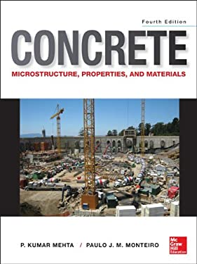 Concrete Microstructure Properties and Materials 9780071797870