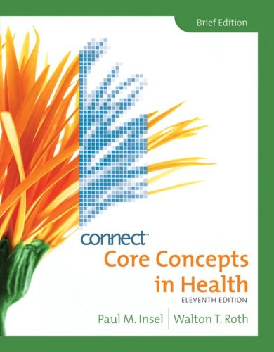 Connect, Core Concepts in Health: Brief Edition 9780077345532