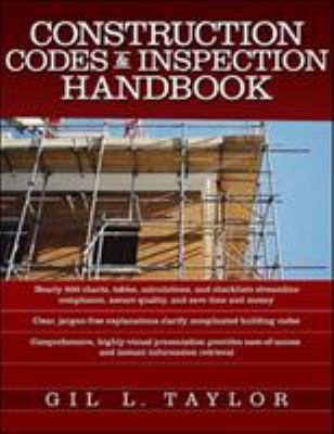 Construction Codes and Inspection Handbook 9780071468251