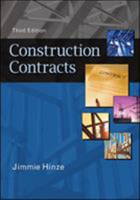 Construction Contracts - 3rd Edition