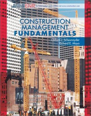 Construction Management Fundamentals 9780072818772
