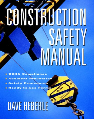 Construction Safety Manual 9780070344549