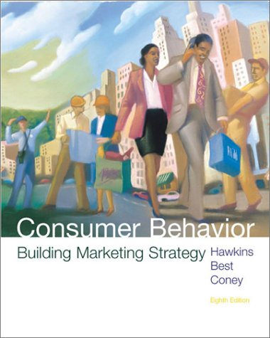 Consumer Behavior: Building Marketing Strategy [With Disk] 9780072416886